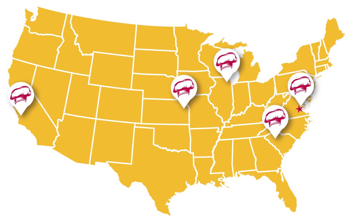 sauer brands locations