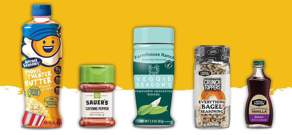 sauer spices
